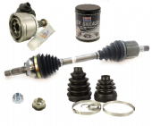 Rear Driveshafts, CV Joints & Boot Kits - All Models
